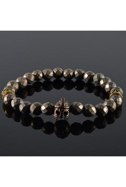 Heren armband Sparta Luyx IV
