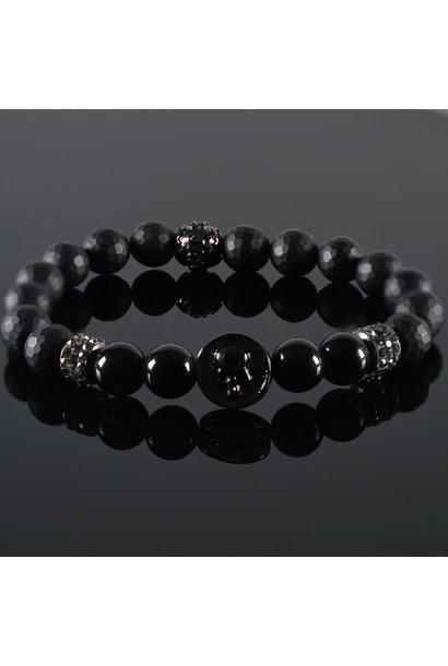 Men's bracelet Gitgit Skull