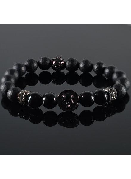 JayC's Men's bracelet Gitgit Skull