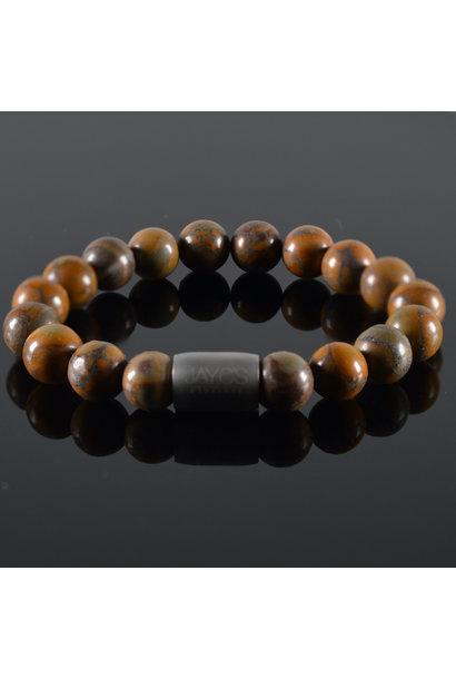 Men's bracelet   Magnet Caramique