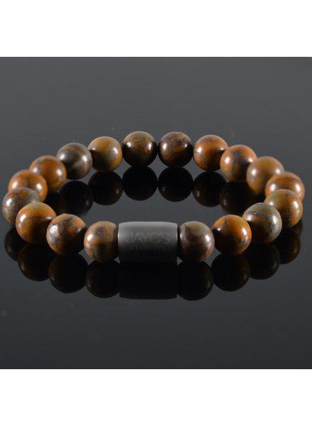 JayC's Men's bracelet   Magnet Caramique