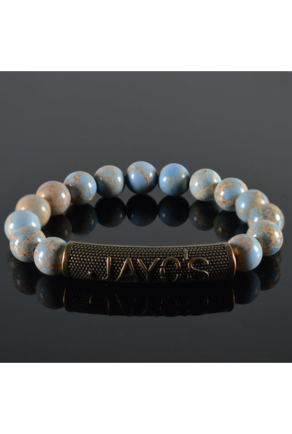 Herren armband Blue Haven I