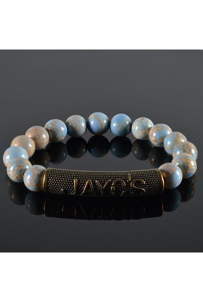 Men's bracelet Blue Haven I