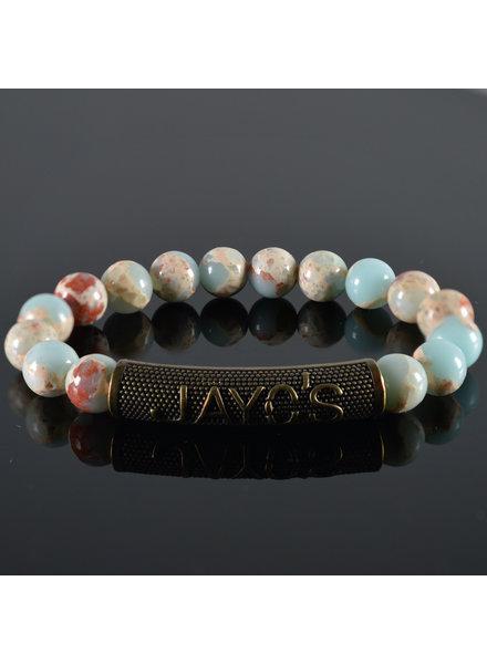 JayC's Heren armband Sirius