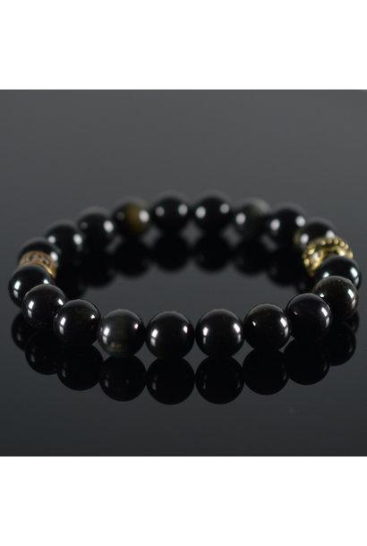 Men's bracelet   Noire Deux