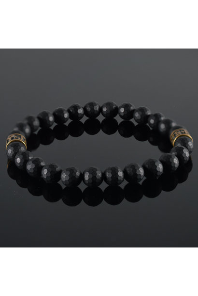 Heren armband Black Label