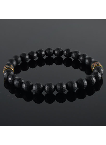 JayC's Heren armband Black Label