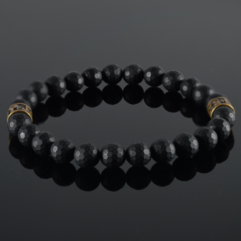 Armband heren Black Label-1