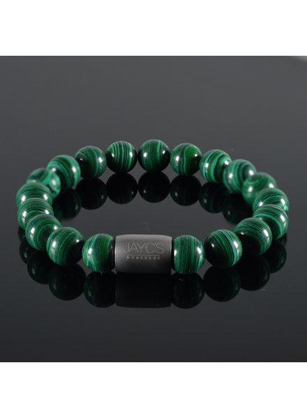 JayC's Herren  Armband Magnet  Bran