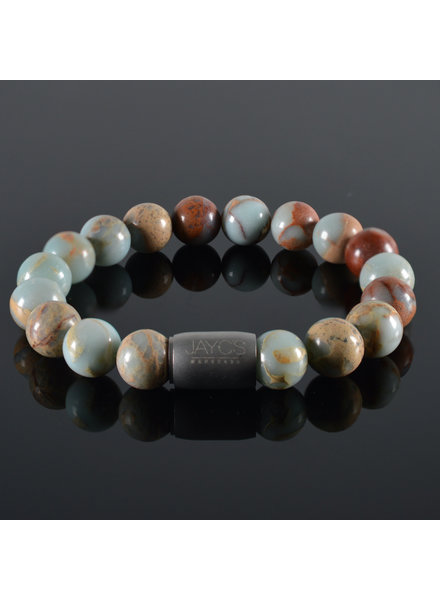 JayC's Men's bracelet   Magnet Caleb