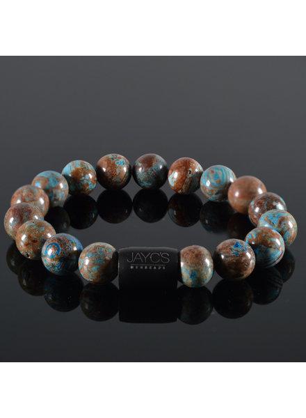 JayC's Men's bracelet   Magnetic Busra