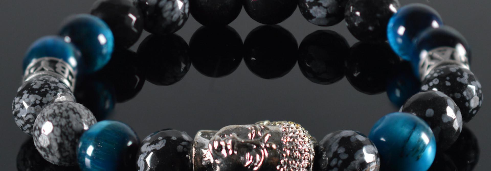 Armband heren Pegiga Buddha