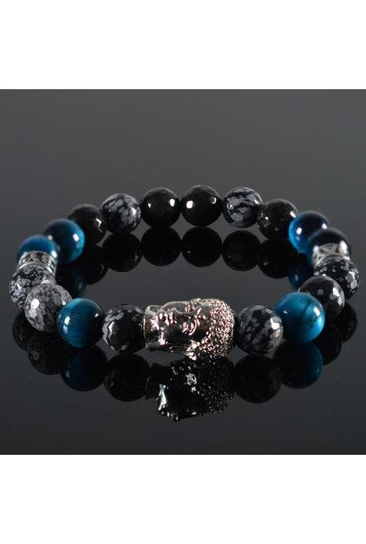 Men's bracelet Pegiga Buddha