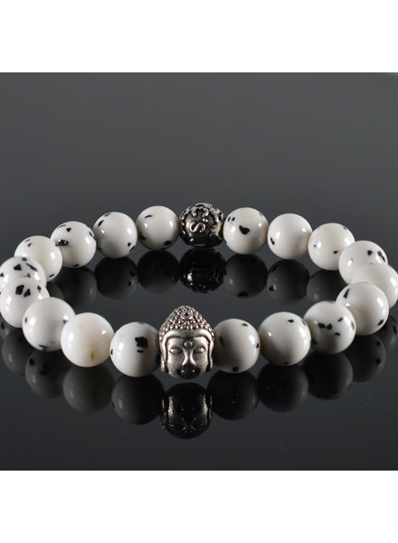 JayC's Unisex  bracelet Baila Buddha