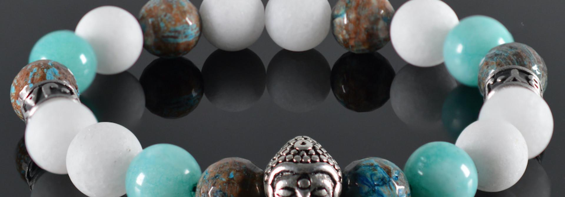 Armband Heren Lio Buddha