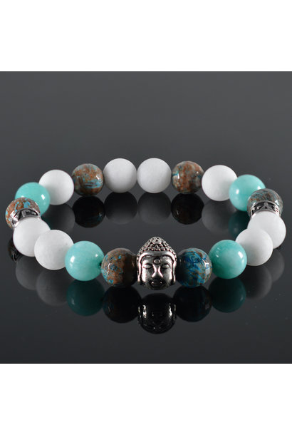 Men's bracelet Lio Buddha