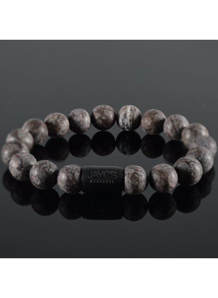 JayC's Men's bracelet  Magnet Choclate