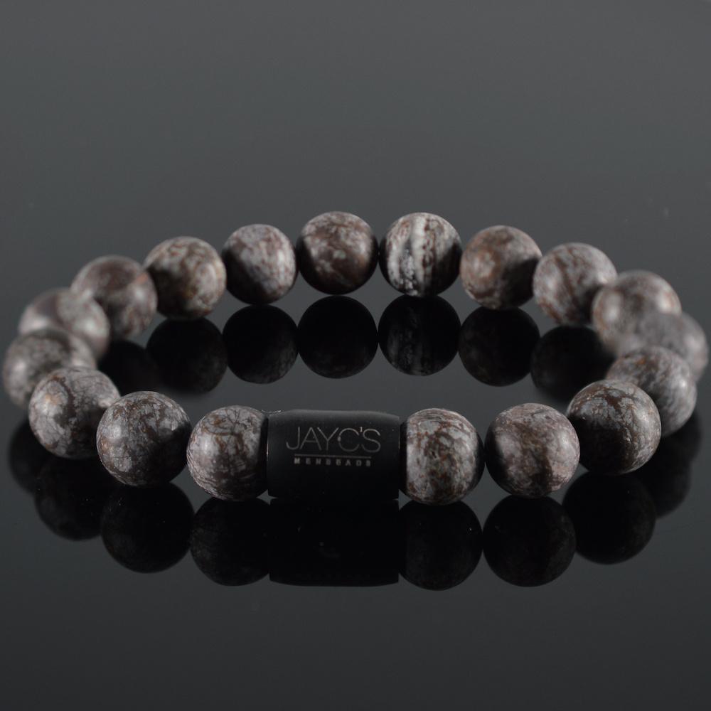 Armband heren  magneet Choclate-1