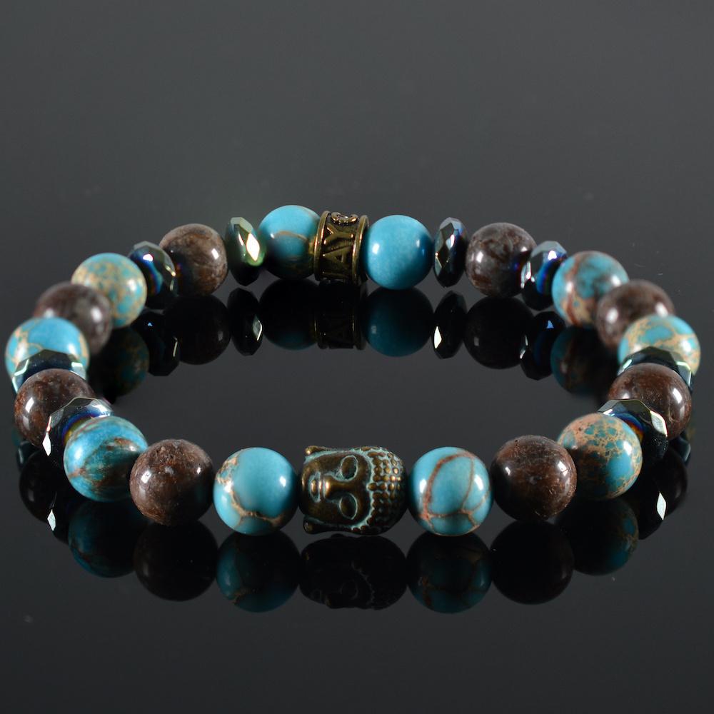 Armband dames Emma  Buddha-1