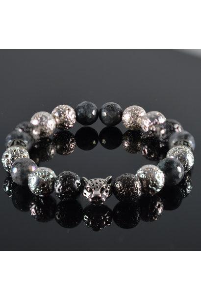 Men's Bracelet  Madre Panter