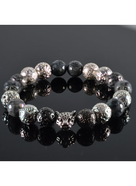 JayC's Men's Bracelet  Madre Panter