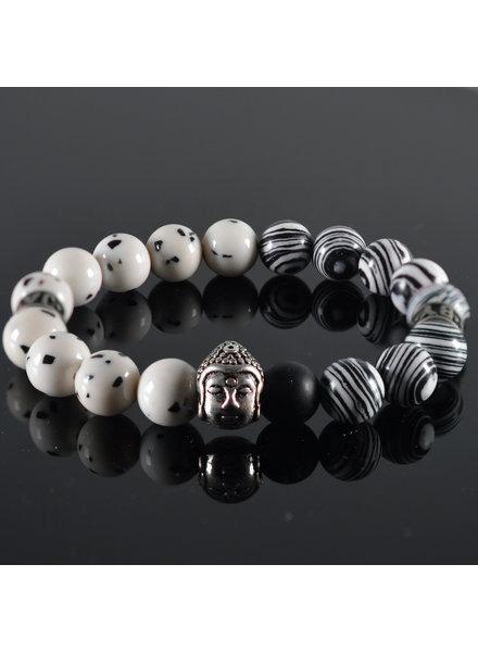 JayC's Men's bracelet  Spicy Buddha