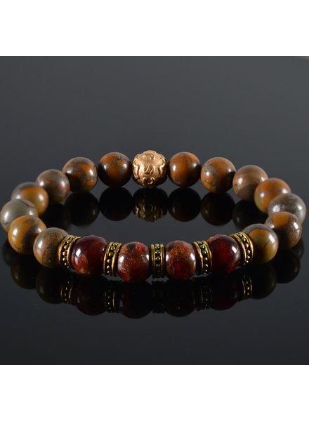JayC's Men's bracelet   Level