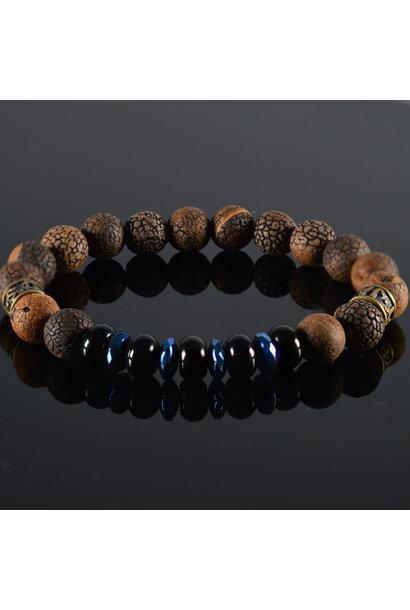 Men's bracelet Blu Heaven