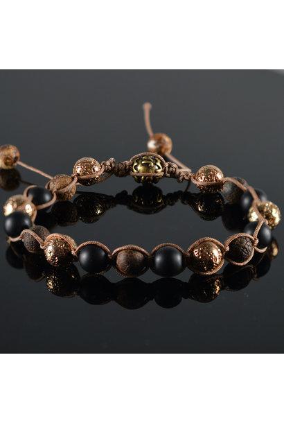 Shamballa Men's bracelet  Ari