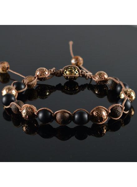 JayC's Shamballa Men's bracelet  Ari