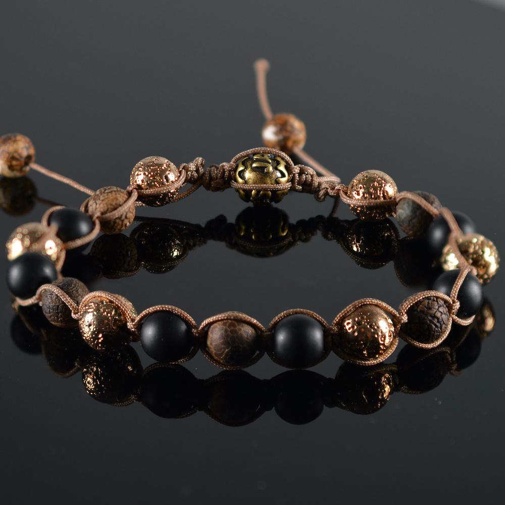 Shamballa Armband heren Ari-1