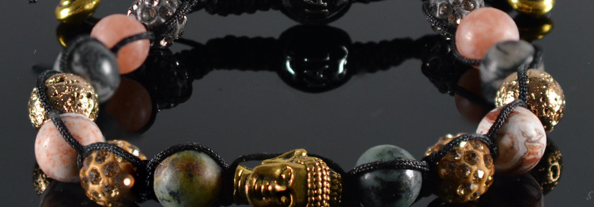 Shamballa Armband dames Yaya