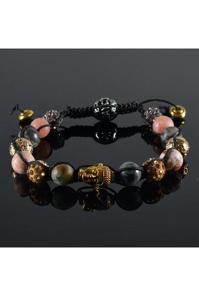 Shamballa Damen  Armband  Yaya