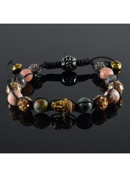 JayC's Shamballa Damen  Armband  Yaya