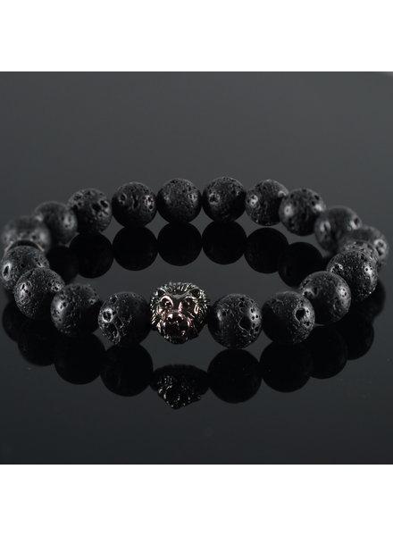 JayC's Men's Lion Bracelet  Pauly