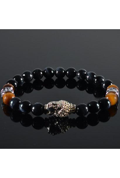 Heren armband Qui Buddha