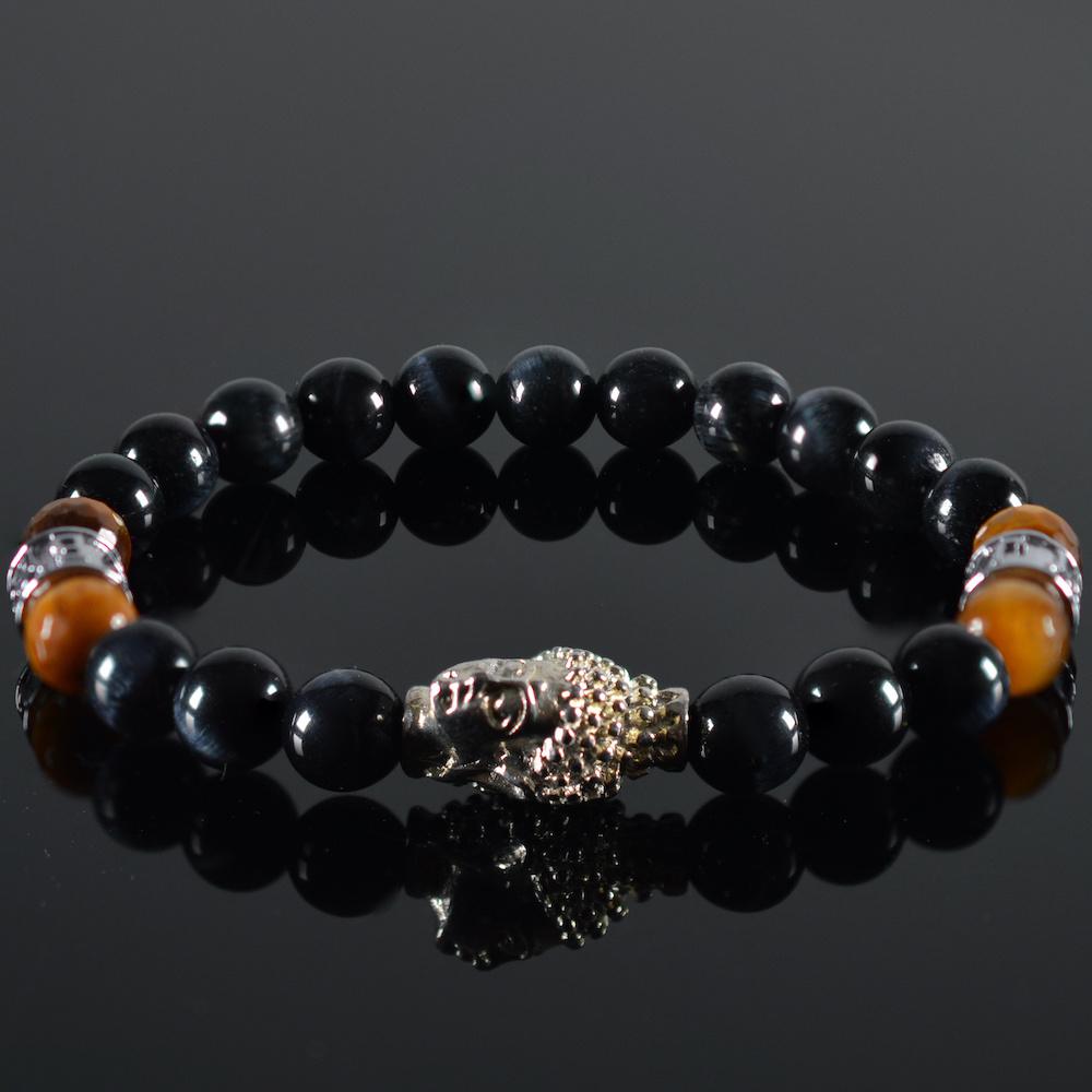 Armband heren Qui Buddha-1