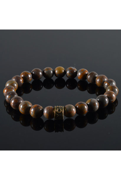 Heren armband Ombre