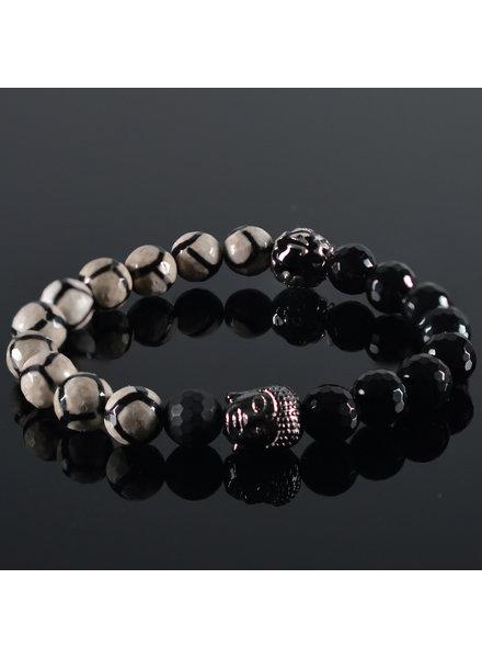 JayC's Damen-Armband Dandy Buddha