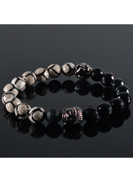 JayC's Dames armband Dandy Buddha