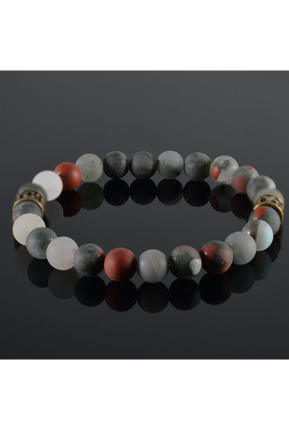 Heren armband Vouja II