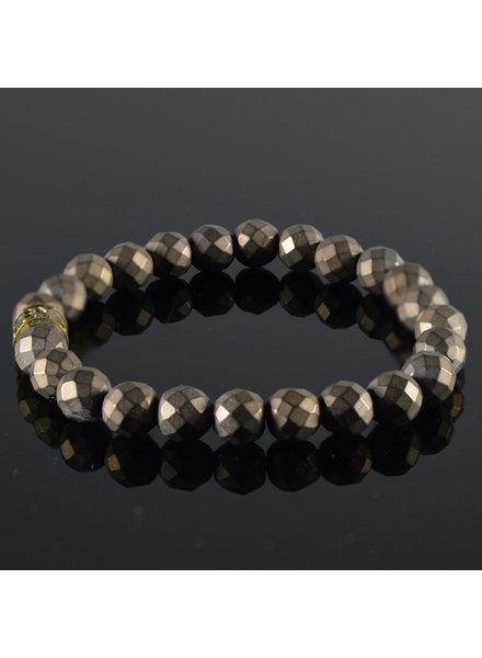 JayC's Men's bracelet Argent