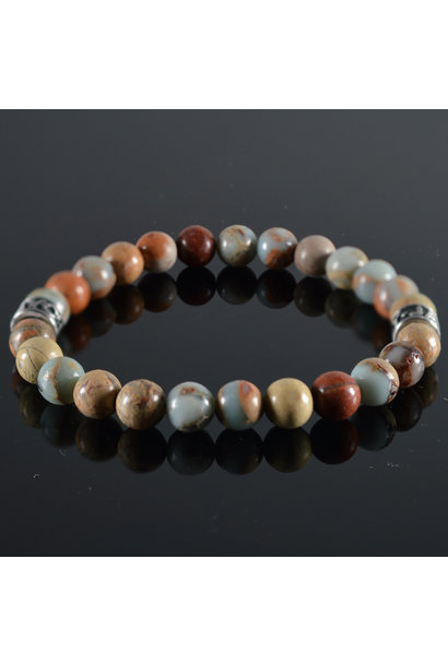 Men's bracelet   Earth