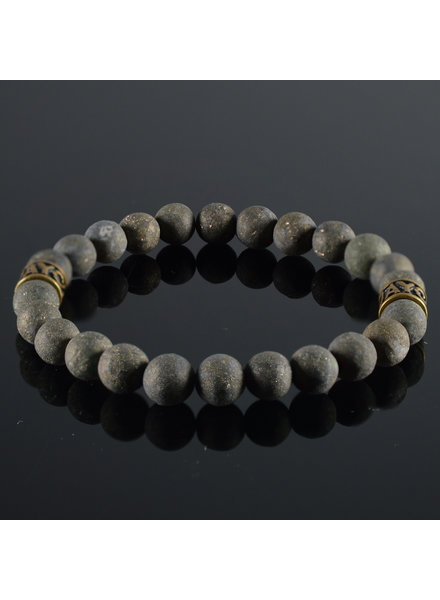 JayC's Herren Armband Geom I