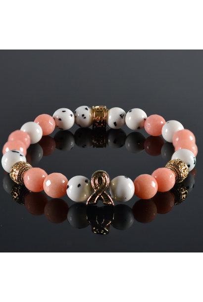 Damen-Armband Pink Ribbon