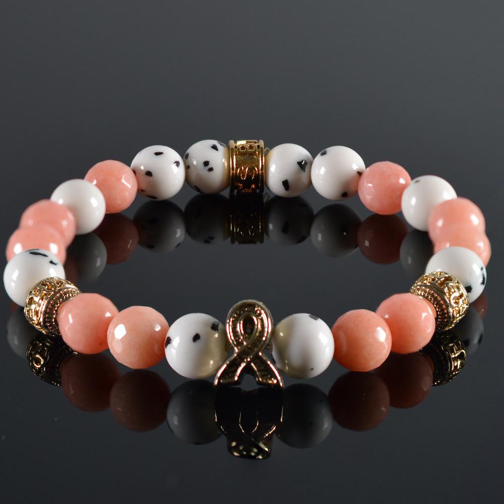 Armband dames Pink Ribbon-1