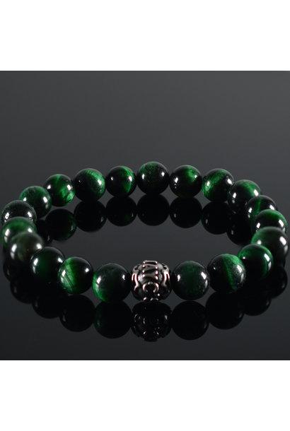 Men's bracelet Feuillage