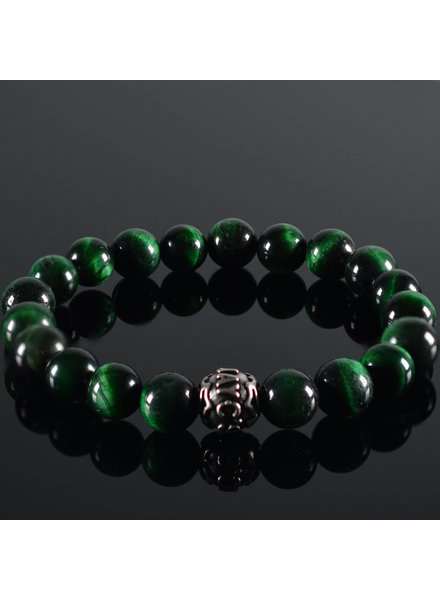 JayC's Men's bracelet Feuillage