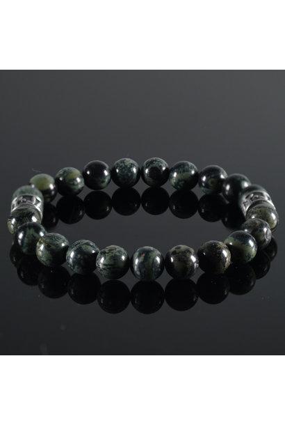 Men's bracelet Vert Fonce I