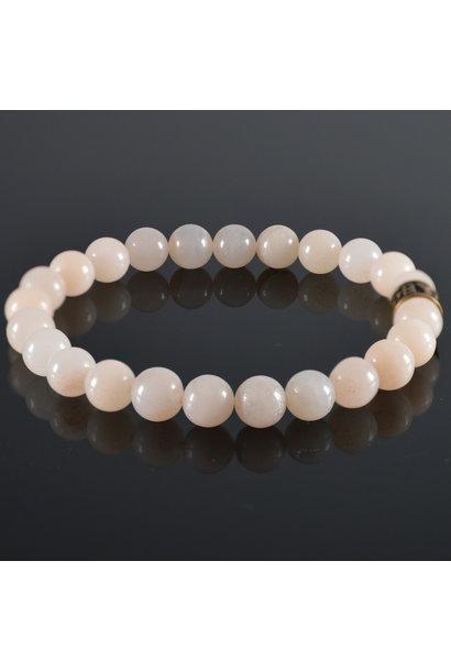 Ladies Bracelet  JayC's  White Pink